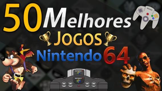 Jogos De Nintendo 64 Com Emulador Para Pc Em Pen Drive
