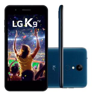 Celular Lg K9 Lmx210 - Indigo