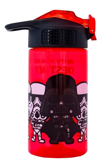 Botella Agua Termo Star Wars Disney Darth Vader Trooper 16oz