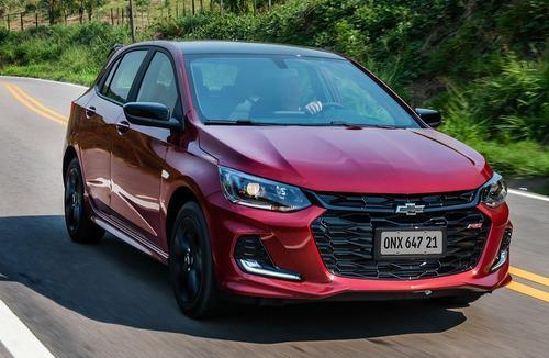Nuevo Chevrolet Onix Rs 1.0 Turbo Manual 5 Plazas 2021 Fz