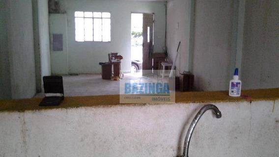 Casa Residencial À Venda, Centro, Mogi Das Cruzes. - Ca0255
