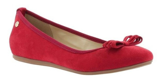 Balerina Hush Puppies Casuales Mujer Hphealyred