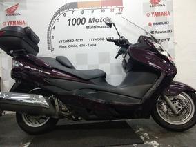 Suzuki Burgman 400 2012 Otimo Estado Aceito Moto