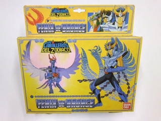 Saint Seiya / Los Caballeros Del Zodiaco Fenix Bandai