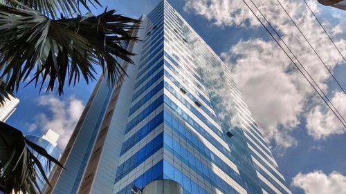 Cj0118 - Conjunto Para Alugar, 273 M² Por R$ 17.000/mês - Berrini - São Paulo/sp - Cj0118