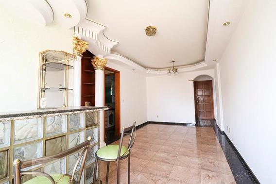 Apartamento No 14º Andar Com 2 Dormitórios E 1 Garagem - Id: 892954962 - 254962