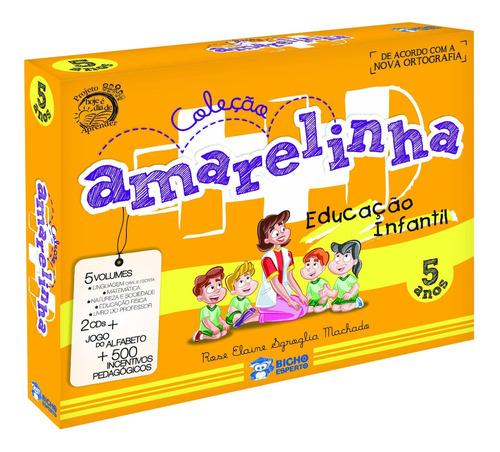 Imagem 1 de 1 de Coleção Amarelinha 5 Anos - Educação Infantil