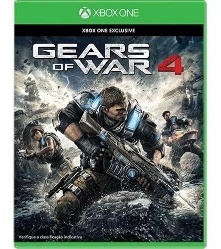 Gears Of War 4 P/xbox One/pc Original Codigo 25 Digitos