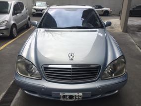 Mercedes Benz S 320 Optimo Estado