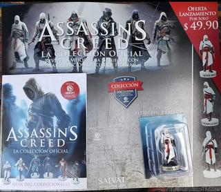 Assassins Creed Editorial Salvat Número 1 Nuevo Sellado.