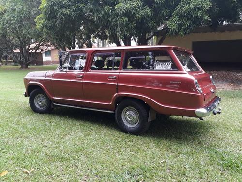 Chevrolet Gm Veraneio 1973