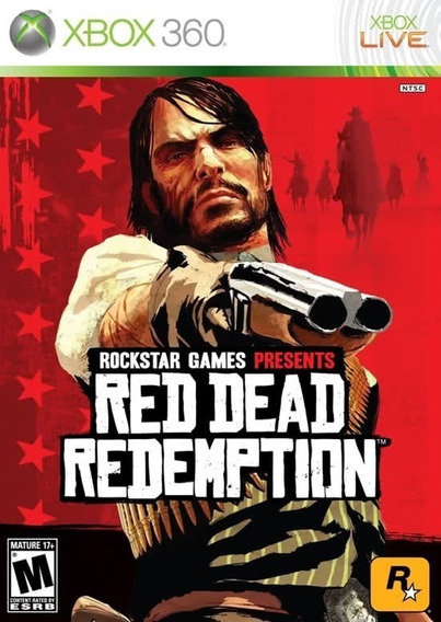 Red Dead Redemption Xbox 360 Jogo Digital