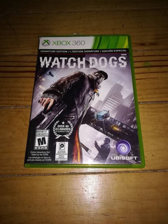Watch Dog Xbox 360 Original Usado