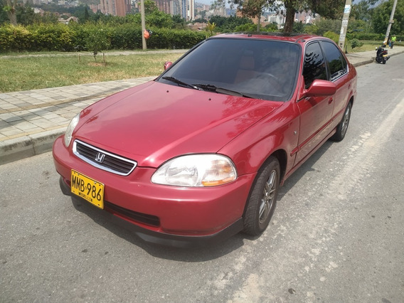 Honda Civic Ex Vtec