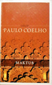 Livro Maktub Paulo Coelho