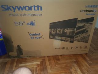 Tv Skyworth Sw55s6sug 55 Pulgadas 4k Uhd