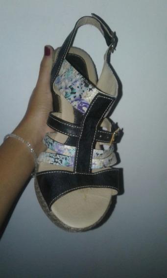 Zapatos Con Taco Alto - Talle 37