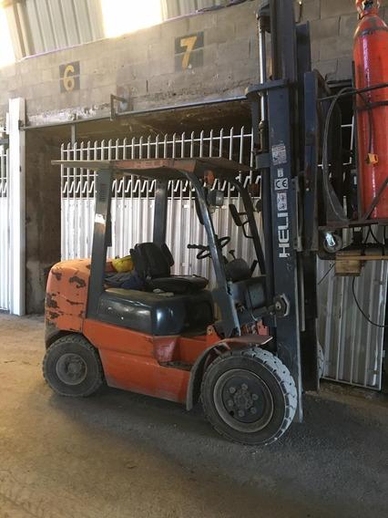 Auto Elevador Heli 2013, 3.5 Ton, Torre Triple Maquinasjm