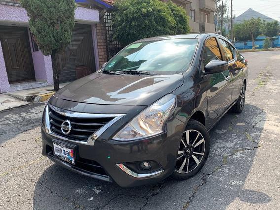 Nissan Versa 2019 Exclusive Navi