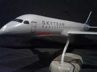 Maqueta Avion Embraer 190