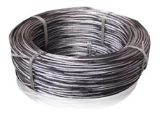 Cable Calibre 6 Forrado Aereo Para Exterior Aluminio 100m