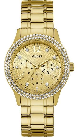 Relógio Guess Feminino Bedazzle 92690lpgsda2 - W1097l2