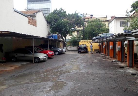 Lote Comercial 420 M² No Centro De Belo Horizonte. - 3320