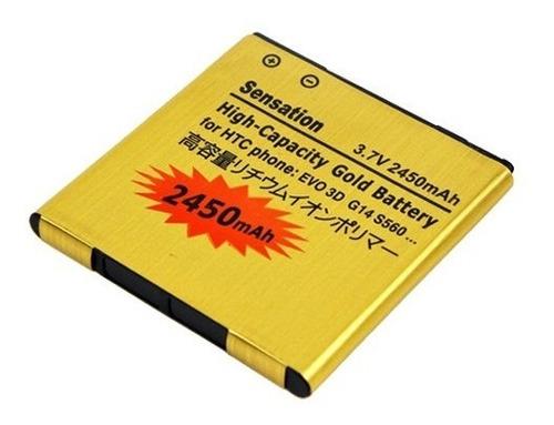 Bateria Htc Sensation Titan Amaze Evo Larga Duracion 2450mah