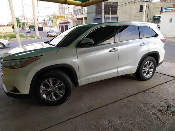 Toyota Highlander 3.5 Limited Mt