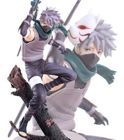 Figure Action Boneco Kakashi Hatake Esquadrão Anbu Naruto
