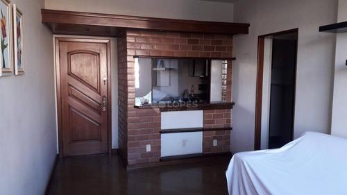 Apartamento Com 2 Quartos, 64 M² Por R$ 290.000 - Fonseca - Niterói/rj - Ap36539