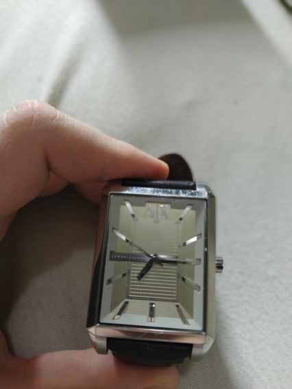 Relógio Armani Exchange Ax2112 Original