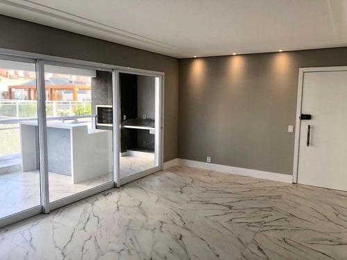 Imagem 1 de 10 de Apartamento Com 3 Dormitórios À Venda, 142 M² Por R$ 1.300.000,00 - Jardim Tarraf Ii - São José Do Rio Preto/sp - Ap4462