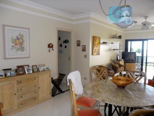 Imagem 1 de 9 de Apartamento Residencial À Venda, Praia Da Enseada, Guarujá - Ap1918