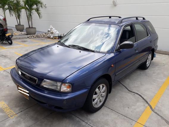 Chevrolet Steem Reparado, Y Adaptado Para Discapacitados.