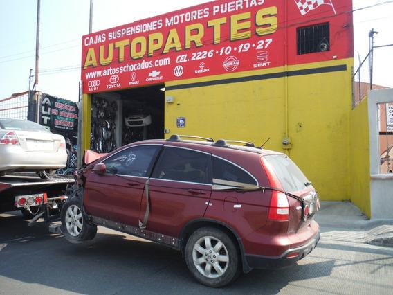 Honda Crv 2008 Por Partes Desarmo Refacciones Piezas Partes