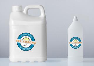 Gel Antibacterial 70% Alcohol Litro O Galon Somos Mayoristas