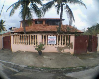 Excelente Casa Na Barra De Marica