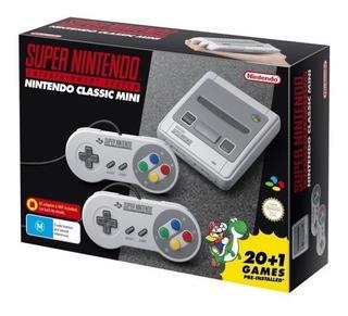 ..:: Consola Nintendo Classic Mini ::.. Super Nintendo