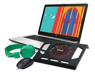 Laptop Hp 15 I3 7100u Hdd 1tb Ram 4gb W10 + Kit