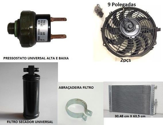 Peças Diversas Para Kit Universal + Adaptador Extra 7h15