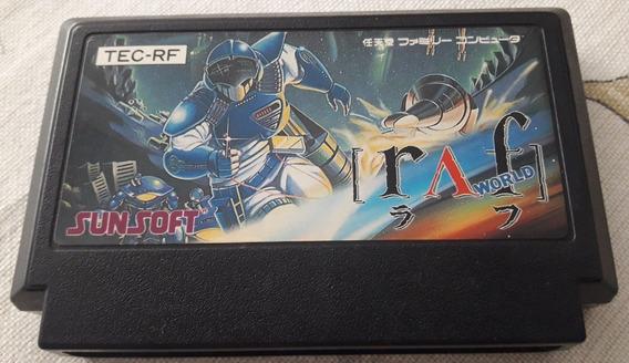 Nintendo Journey To Silius (raf World) Famicom Promoção