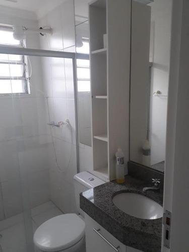 Imagem 1 de 13 de Apartamento À Venda - Ed. Paladium-  Piracicamirim - Piracicaba/sp - Ap1205