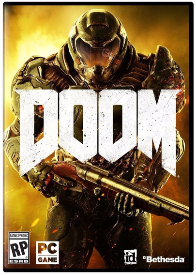 Doom 2016 Original | Chave (key) Steam |