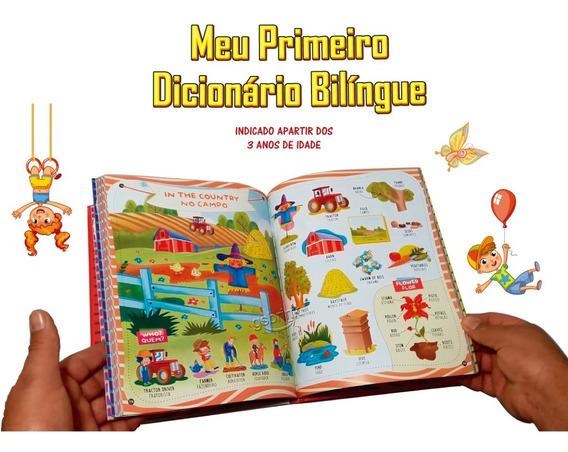 Dicionario Ilustrado Inglês Português Bilíngue (atualizado)
