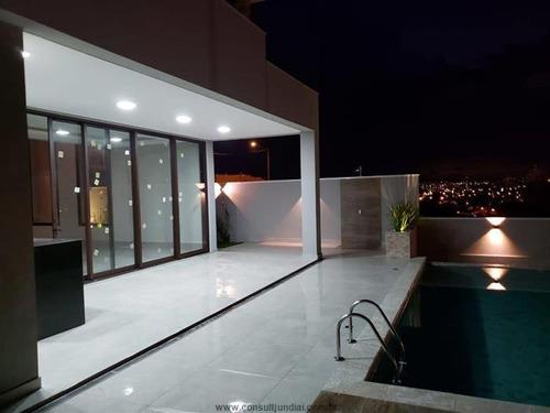 Imagem 1 de 29 de Casas Em Condomínio À Venda  Em Jundiaí/sp - Compre O Seu Casas Em Condomínio Aqui! - 1426589