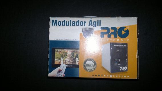 Modulador Ágil Pro Eletronic Catv