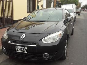 Renault Fluence 2012 Cvt Privilege Automatico Cuero, Con Gnc