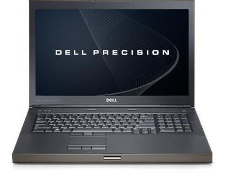 Notebook Dell I7 Ssd 500 Gb Quadro 3000m 17.3 2 Gb 16 Gb