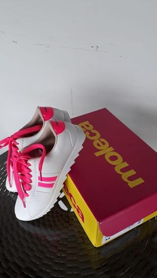 Tênis Napa Sport Moleca-neon